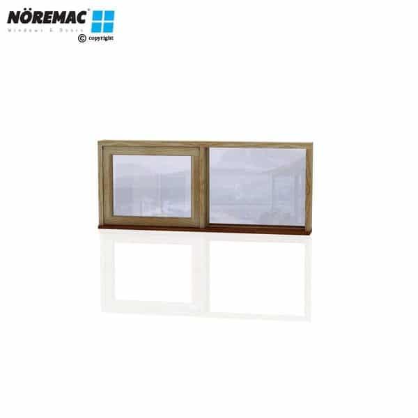 Timber Awning Window, 1450 W x 600 H, Single Glazed