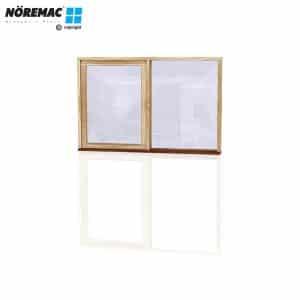 Timber Awning Window, 1570 W x 1030 H, Double Glazed