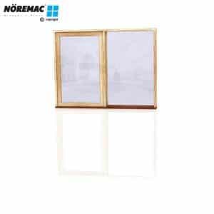 Timber Awning Window, 1570 W x 1200 H, Single Glazed