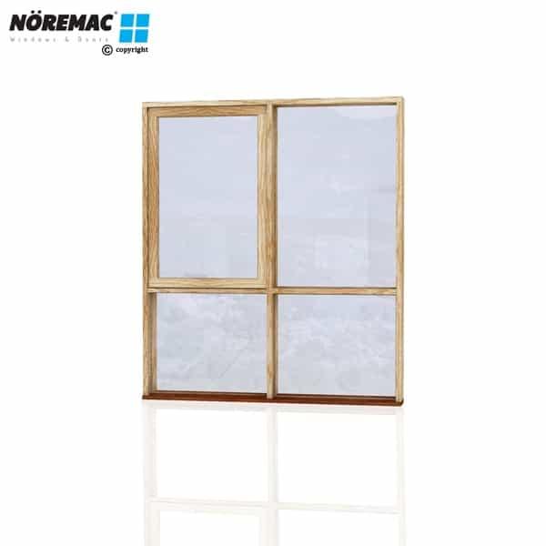 Timber Awning Window, 1570 W x 1800 H, Single Glazed
