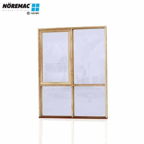 Timber Awning Window, 1570 W x 2058 H, Single Glazed