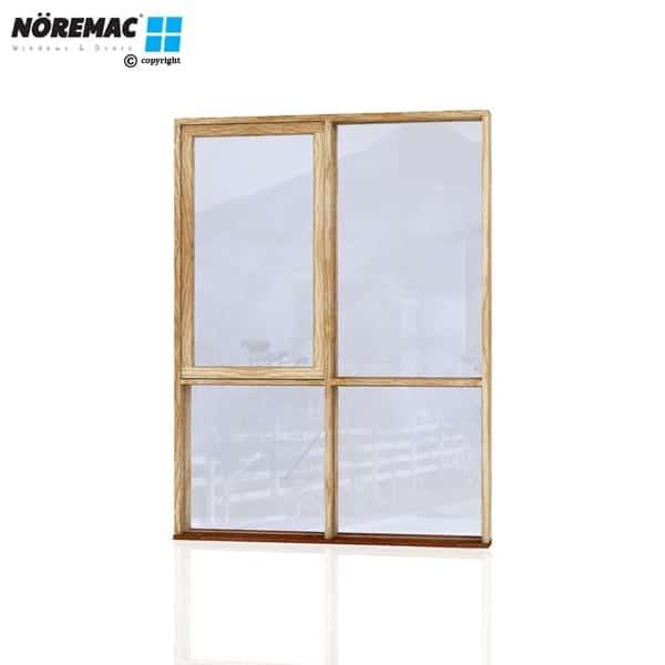 Timber Awning Window, 1570 W x 2100 H, Double Glazed