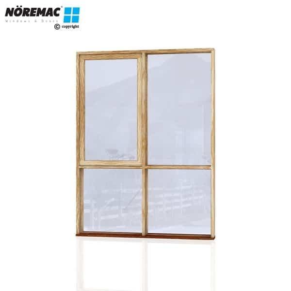 Timber Awning Window, 1570 W x 2100 H, Single Glazed