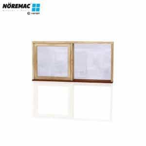 Timber Awning Window, 1570 W x 772 H, Double Glazed