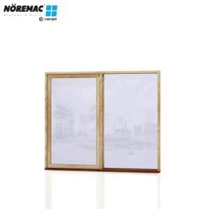 Timber Awning Window, 1810 W x 1540 H, Single Glazed