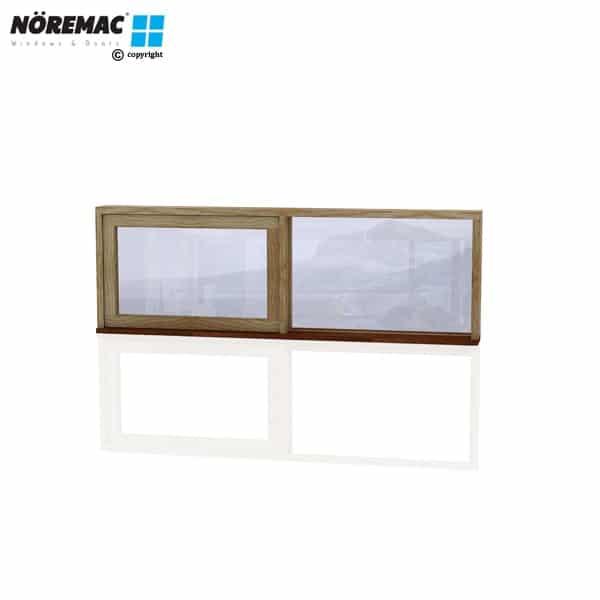 Timber Awning Window, 1810 W x 600 H, Double Glazed