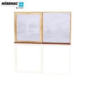 Timber Awning Window, 2170 W x 1200 H, Single Glazed