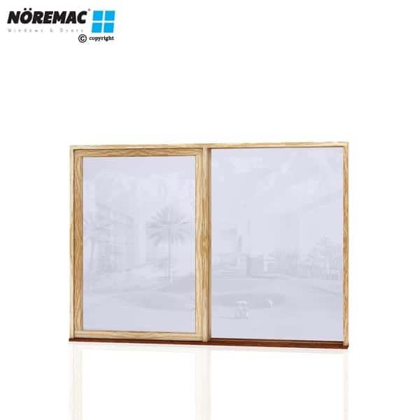 Timber Awning Window, 2170 W x 1540 H, Double Glazed
