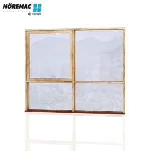 Timber Awning Window, 2170 W x 1800 H, Single Glazed