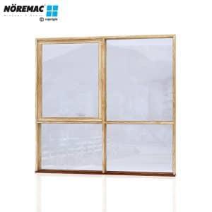 Timber Awning Window, 2170 W x 2100 H, Single Glazed