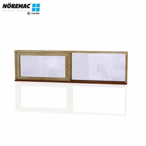 Timber Awning Window, 2170 W x 600 H, Double Glazed