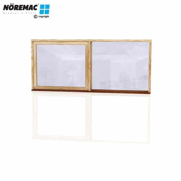 Timber Awning Window, 2170 W x 944 H, Single Glazed