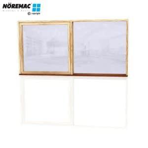 Timber Awning Window, 2410 W x 1200 H, Single Glazed