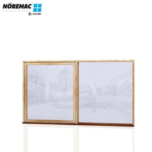 Timber Awning Window, 2410 W x 1370 H, Double Glazed