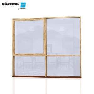 Timber Awning Window, 2410 W x 2058 H, Double Glazed