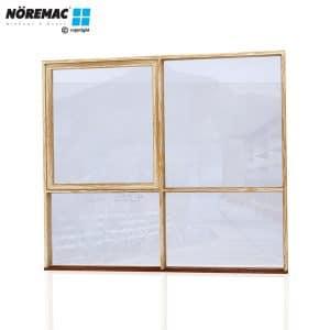 Timber Awning Window, 2410 W x 2100 H, Single Glazed