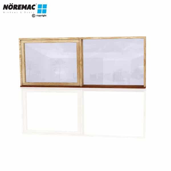 Timber Awning Window, 2410 W x 944 H, Single Glazed