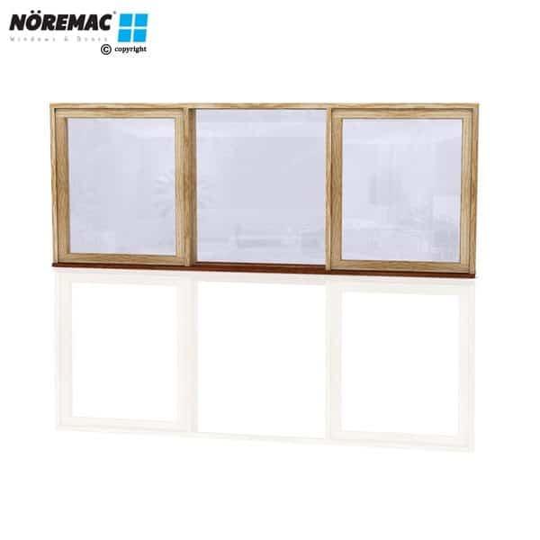 Timber Awning Window, 2650 W x 1030 H, Double Glazed