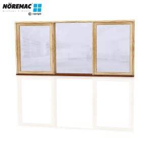 Timber Awning Window, 2650 W x 1200 H, Single Glazed