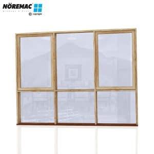 Timber Awning Window, 2650 W x 2058 H, Single Glazed