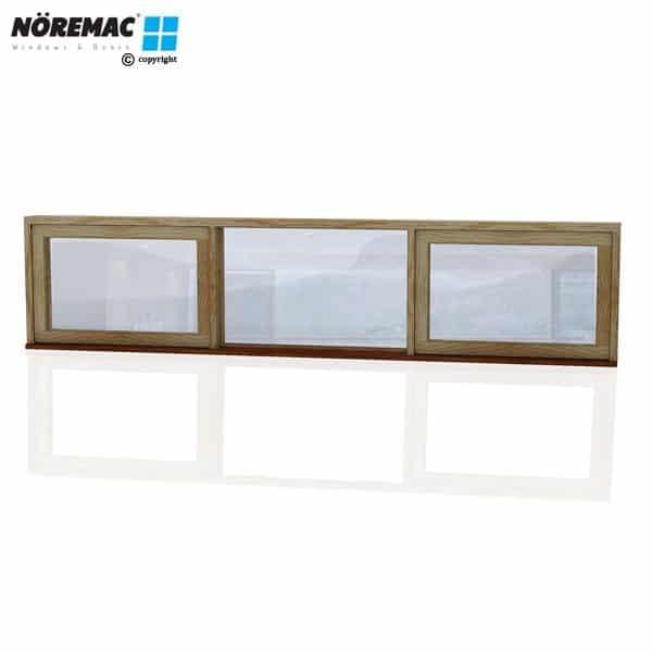 Timber Awning Window, 2650 W x 600 H, Double Glazed