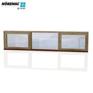 Timber Awning Window, 2650 W x 600 H, Single Glazed