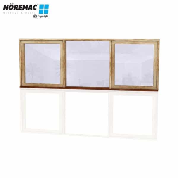 Timber Awning Window, 2650 W x 944 H, Double Glazed