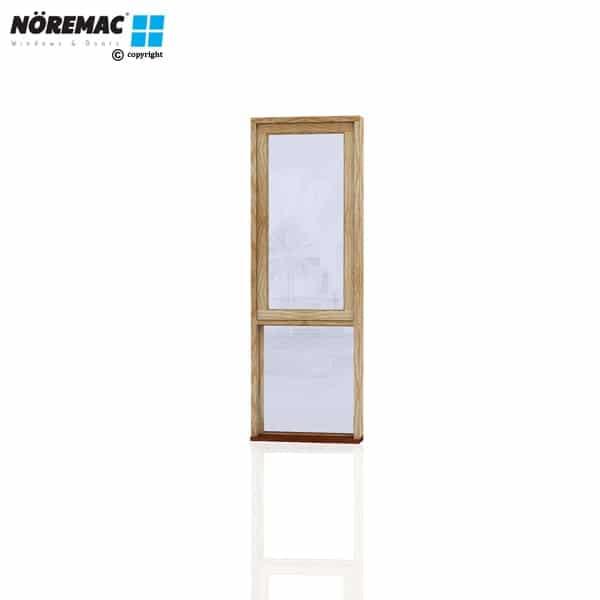 Timber Awning Window, 610 W x 1800 H, Single Glazed