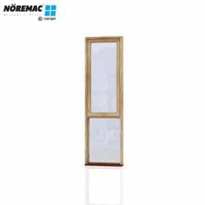 Timber Awning Window, 610 W x 2100 H, Single Glazed