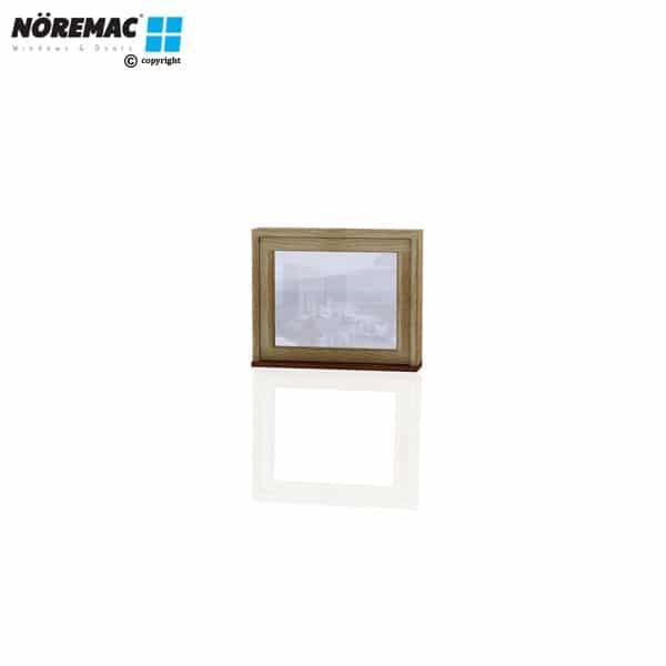 Timber Awning Window, 730 W x 600 H, Single Glazed