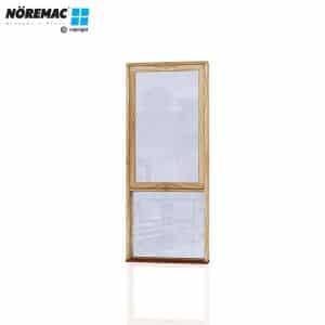 Timber Awning Window, 850 W x 2058 H, Single Glazed