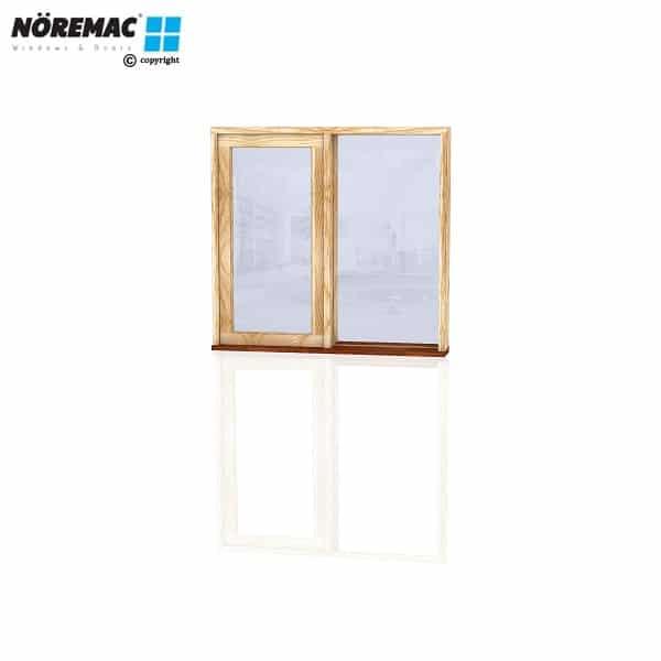 Timber Casement Window, 1090 W x 1030 H, Single Glazed