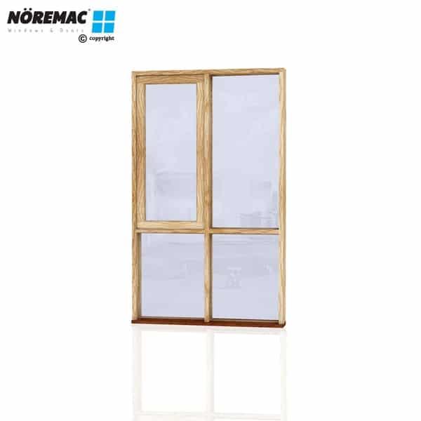 Timber Casement Window, 1090 W x 1800 H, Single Glazed