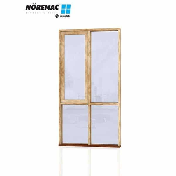 Timber Casement Window, 1090 W x 2058 H, Single Glazed