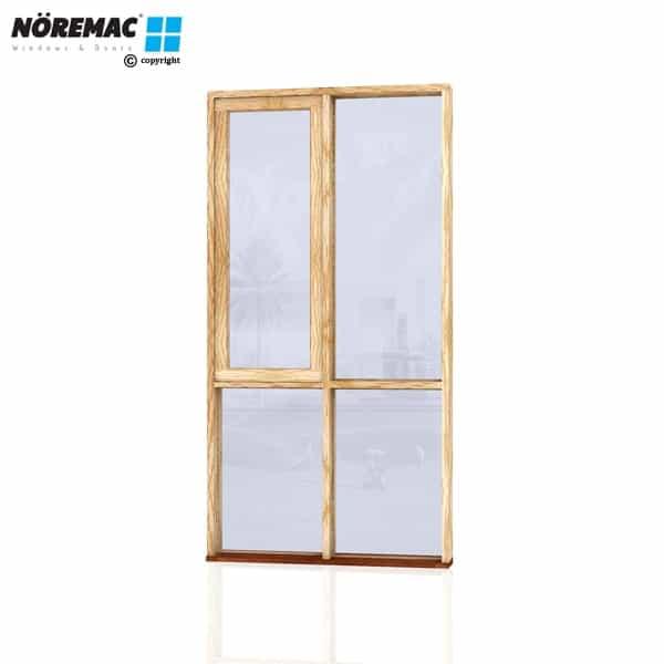 Timber Casement Window, 1090 W x 2100 H, Double Glazed