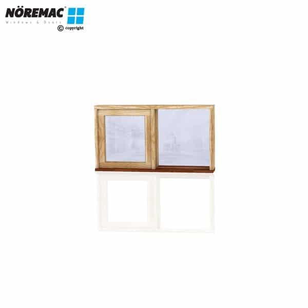 Timber Casement Window, 1090 W x 600 H, Single Glazed