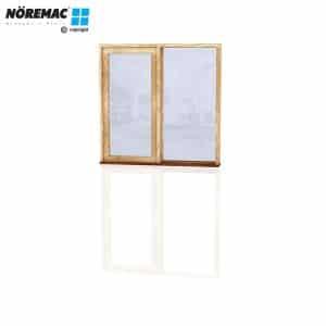Timber Casement Window, 1210 W x 1200 H, Single Glazed