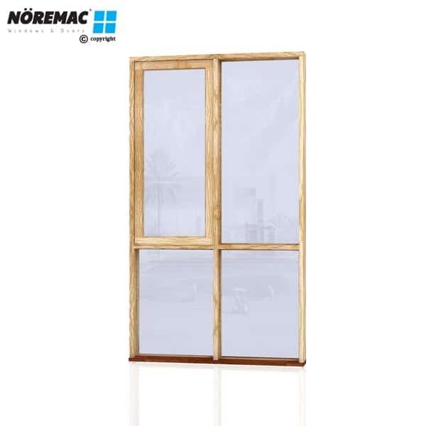 Timber Casement Window, 1210 W x 2100 H, Single Glazed