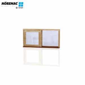 Timber Casement Window, 1210 W x 600 H, Double Glazed
