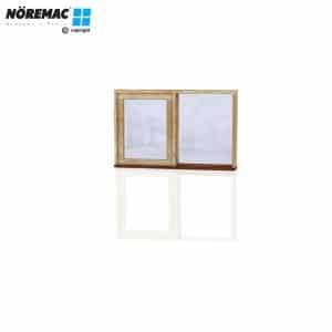 Timber Casement Window, 1210 W x 772 H, Double Glazed