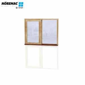 Timber Casement Window, 1210 W x 944 H, Single Glazed