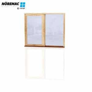 Timber Casement Window, 1450 W x 1200 H, Single Glazed