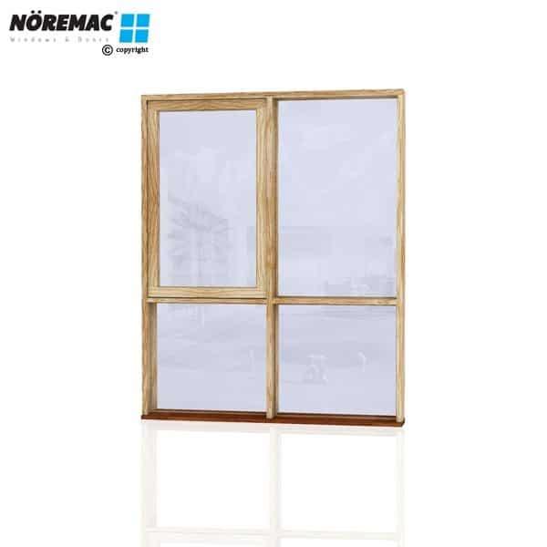 Timber Casement Window, 1450 W x 1800 H, Double Glazed