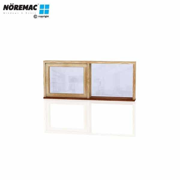 Timber Casement Window, 1450 W x 600 H, Single Glazed