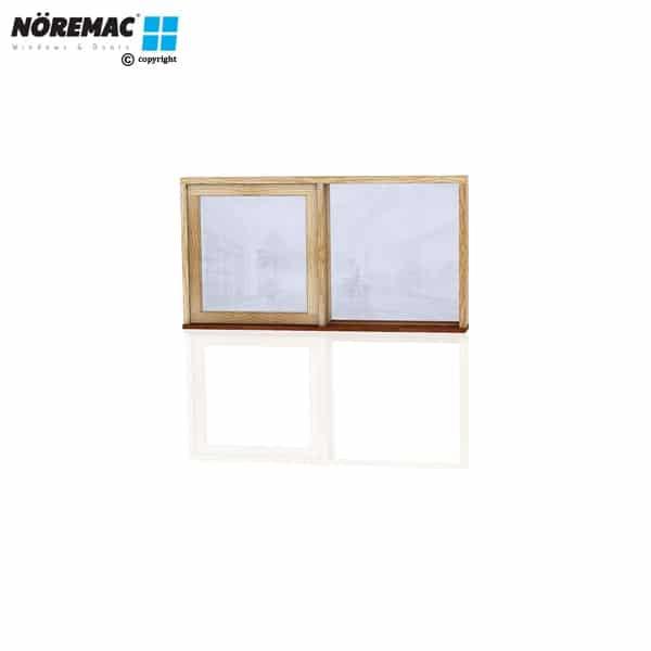 Timber Casement Window, 1450 W x 772 H, Single Glazed