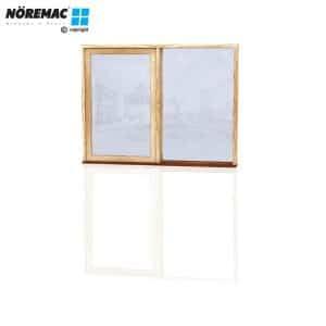Timber Casement Window, 1570 W x 1200 H, Single Glazed