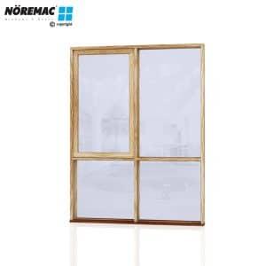 Timber Casement Window, 1570 W x 2058 H, Single Glazed
