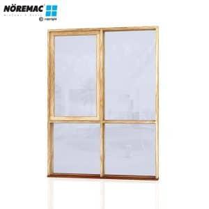 Timber Casement Window, 1570 W x 2100 H, Single Glazed