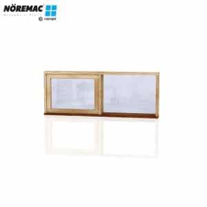 Timber Casement Window, 1570 W x 600 H, Double Glazed