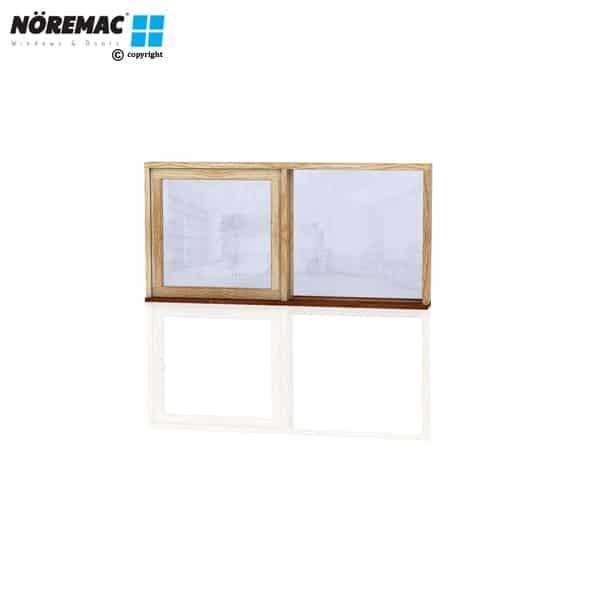 Timber Casement Window, 1570 W x 772 H, Single Glazed